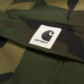 Cazadora Carhartt W'Nimbus Pullover Camo Combat Green