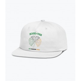Gorra Diamond House Of Pain x Diamond Snapback Hat White