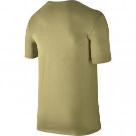 Camiseta Nike SB Logo Tee Lemon Wash/ Thunder Blue