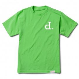 Camiseta Diamond Un Polo Tee Lime