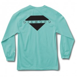 Camiseta Diamond Viewpoint LS Diamond Blue