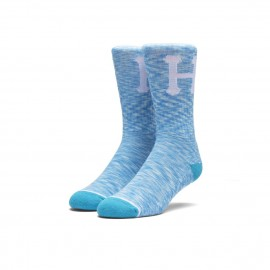 Calcetines Huf Melange Classic H Blue