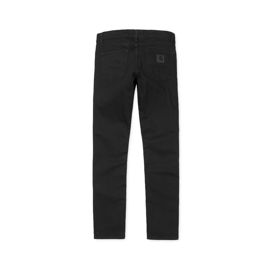 Pantalon Carhartt Rebel Pant Black Rinsed