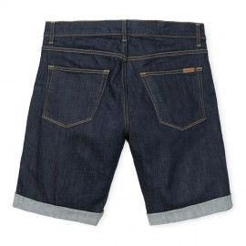 Bermuda Carhartt Swell Short Blue One Wash