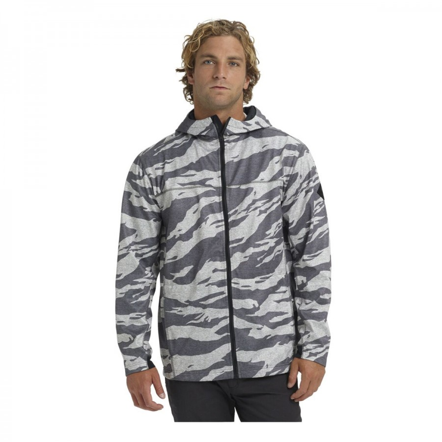 Cazadora Burton Portal LTE Jacket True Black Tiger