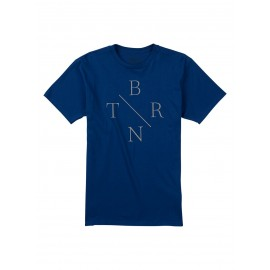 Camiseta Burton Pro Mode SS True Blue