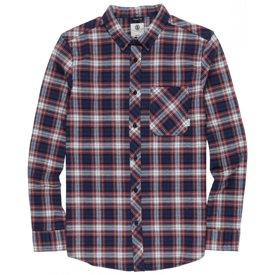 Camisa Element Lumber Classic Port