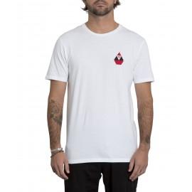 Camiseta Volcom Santastone SS White