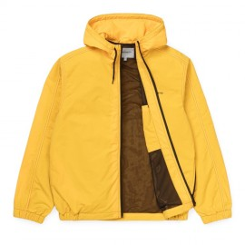 Cazadora Carhartt Kastor Jacket Sunflower / Black