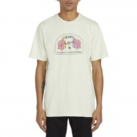 Camiseta Volcom Subjects SS Tee KEY