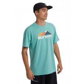 Camiseta Burton Active SS Tee Buoy Blue