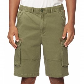 Bermuda Globe Trace Cargo Walkshort Light Military