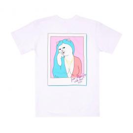 Camiseta RipnDip Love Letter Tee SS White