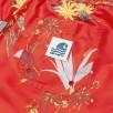 Bañador Carhartt Drift Swin Trunks Hawaian Floral Print Red