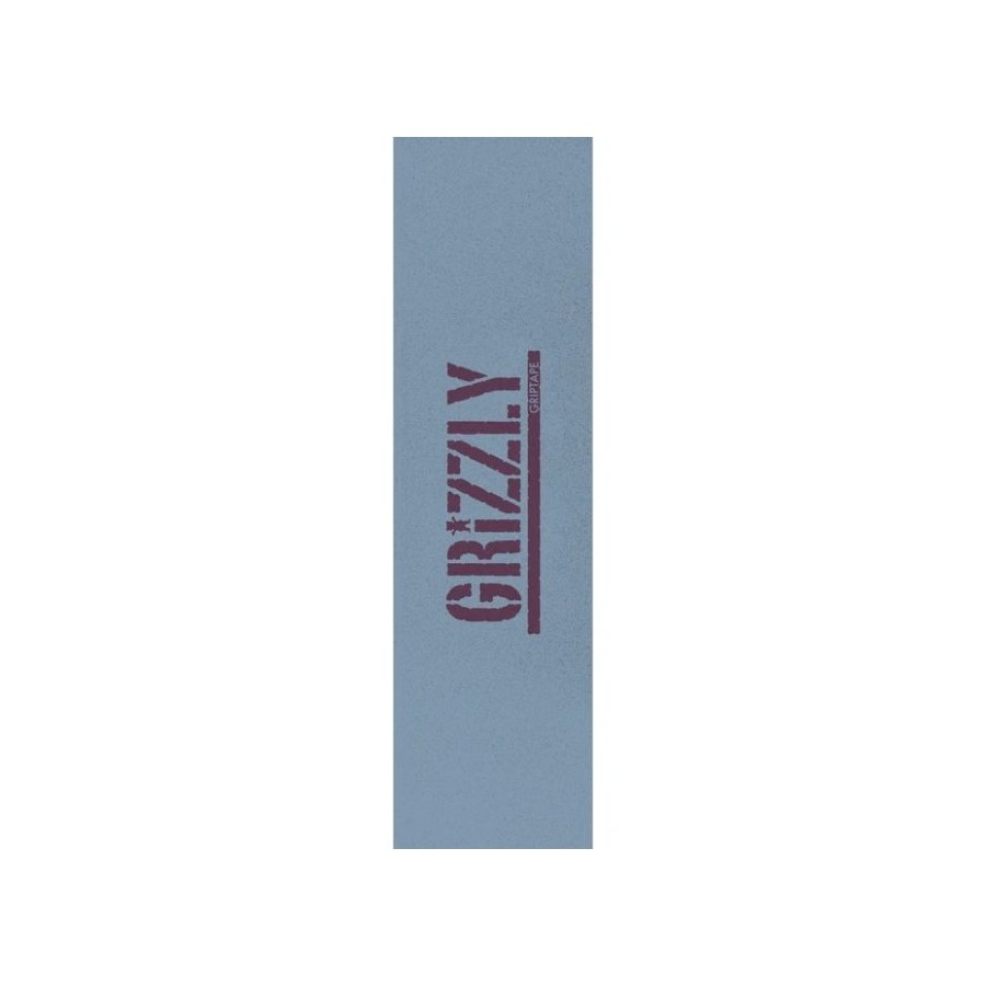 Lija Grizzly Stamp Necessities Blue Griptape