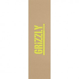Lija Grizzly Stamp Necessities Sand Griptape