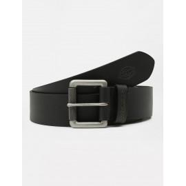 Cinturon Dickies South Shore Leather Belt Black