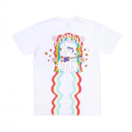 Camiseta RipN Dip Groovy Nerm Tee White