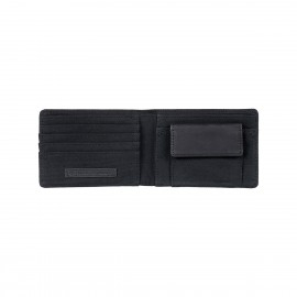 Cartera Element Endure Leather II Wallet Black