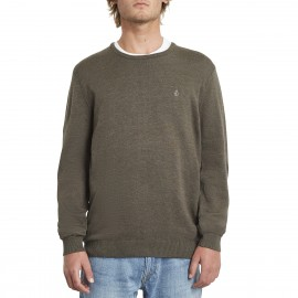 Jersey Volcom Uperstand Sweater LEAD