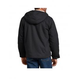 Cazadora Dickies Duck Sherpa Lined Jacket Black