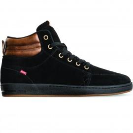Zapatillas Globe GS Boot Black / Brown