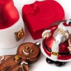 Adornos Carhartt Christmas Ornaments Set 4 Multicolor