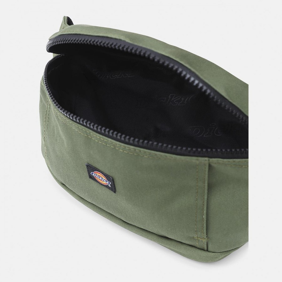 Riñonera Dickies Blanchard Croos Body Bag Army Green